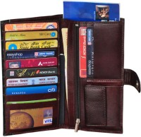 Gleam Travel Case / Debit & Credit Card /Cheque Book Holder / /Money Wallet 100% Genuine Leather