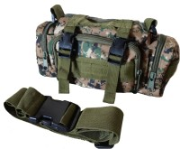 Psylane Tactical Waist Bag Pouch For Outdoor Camping Hiking Trekking Multicolor