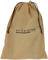 ShoeshineIndia Stylish Non-Woven Shoe Bag SB_24_Beige