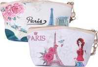 Uberlyfe Set Of 2 Magic Of Paris Jewellery Vanity Multi Purpose (Multicolor)