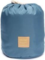 Taino 3pc Barrel Shaped Cosmetic Travel Toiletry Kit Ocean Blue