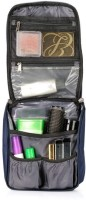 Bendly Smart Bag Travel Toiletry Kit - Navy Blue - 1