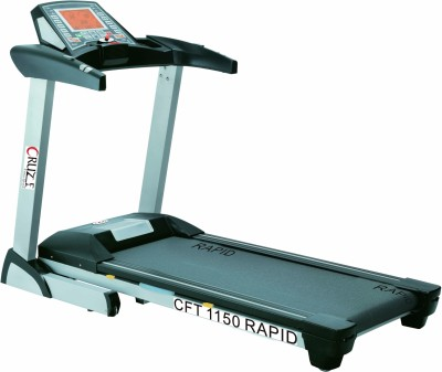 Cruze Cft 1150 Rapid Treadmill available at Flipkart for Rs.148500