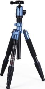 Fotopro X4i E Aluminium Ultra Compact Tripod Kit with FPH 42Q Ball Head Blue