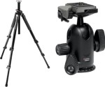Manfrotto 055XPROB with HD498RC2