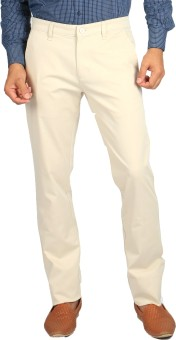 Stop To Start Regular Fit Men's Trousers