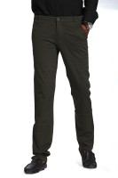 Urban Navy Slim Fit Men's Trousers
