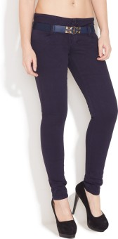Deal Jeans Wide Waisted Regular Fit Women's Trousers