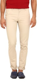 I-Voc Slim Fit Men's Trousers