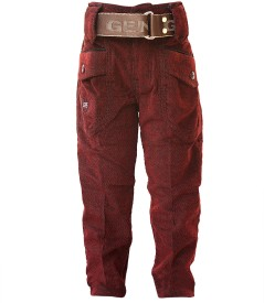 Generationext Regular Fit Boy's Trousers