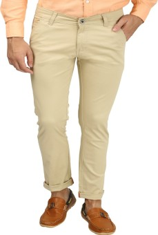 Zavlin Slim Slim Fit Men's Trousers