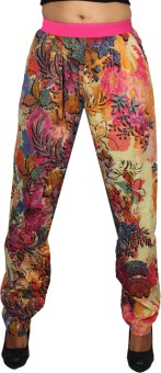 True Fashion Trouser Regular Fit Women's Trousers