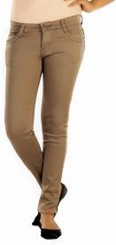 Ebony Slim Fit Women's Trousers