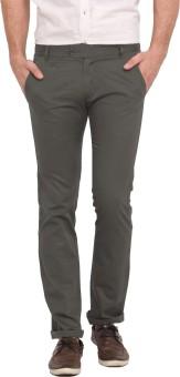 Ennoble Slim Fit Men's Trousers
