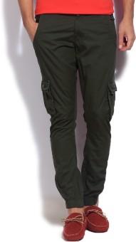 Flying Machine Slim Fit Men's Trousers - TROEDGB4ZFQBSCHD