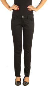 Adam n Eve Slim Fit Women's Trousers