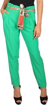 Collezioni Moda Trouser Slim Fit Women's Trousers