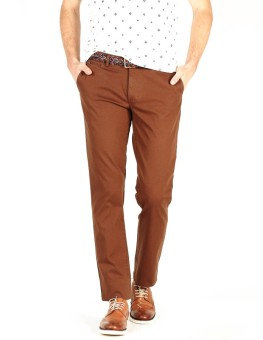 Basics Regular Fit Men's Trousers