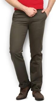 Police Slim Fit Men's Trousers