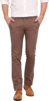 Ennoble Slim Fit Men's Trousers - TROED5835YG6MZ6R