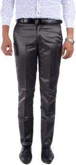 S9 MEN Slim Fit Men's Trousers