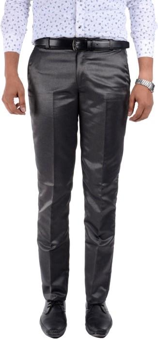 S9 MEN Slim Fit Men's Trousers