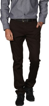 Provogue Skipper Regular Fit Men's Trousers: Trouser