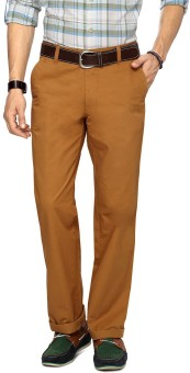Byford By Pantaloons Regular Fit Men's Trousers