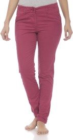 Clodentity Regular Fit Women's Trousers