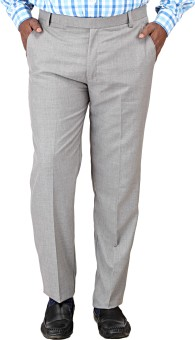 Vangogh Decent Formals Regular Fit Men's Trousers