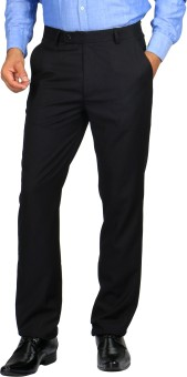 Stop To Start Slim Fit Men's Trousers