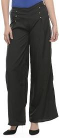 Mayra Regular Fit Women's Trousers