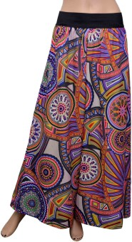 GraceDiva Graphic Print Regular Fit Women's Trousers