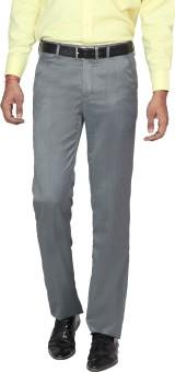 Gansta Gn-51069-L.Grey Slim Fit Men's Trousers