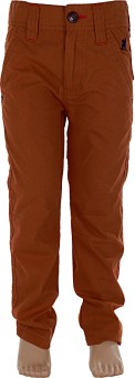 Ice Boys Regular Fit Boy's Trousers - TROE2ZGKNAUSGMY8