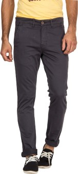 Blue Saint Slim Fit Men's Trousers