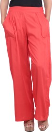 Jaipurkurti Regular Fit Women's Trousers