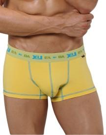 Xuba Stylish Yellow Look Men's Trunks