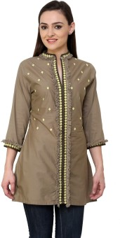 Rena Love Embroidered Women's Tunic