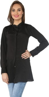 From The Ramp Solid Women's Tunic - TUNE8FWBBMXHBEZG