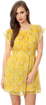 Honey By Pantaloons Floral Print Women's Tunic - TUNE9HGEFWH6FYZR