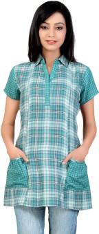 Lifestyle Retail Missy Woven Women's Tunic