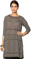 Label Ritu Kumar Solid Women's Tunic