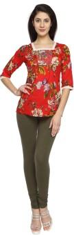 Texco Garments Floral Print Women's Tunic
