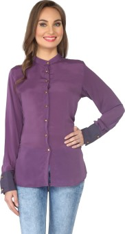 From The Ramp Solid Women's Tunic - TUNE8FWBNWWACNXM