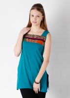 Omra Solid Women's Tunic