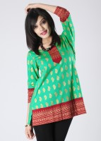 Omra Printed Women's Tunic