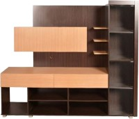 Nilkamal Solid Wood Entertainment Unit (Finish Color - Brown)