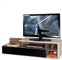 Style Spa Engineered Wood TV Stand (Finish Color - Honey Brown) - TVUE9S87P6ZW7YKG