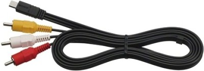 Sony tv_out_cable VMC-15MR2 Black, For Handycam